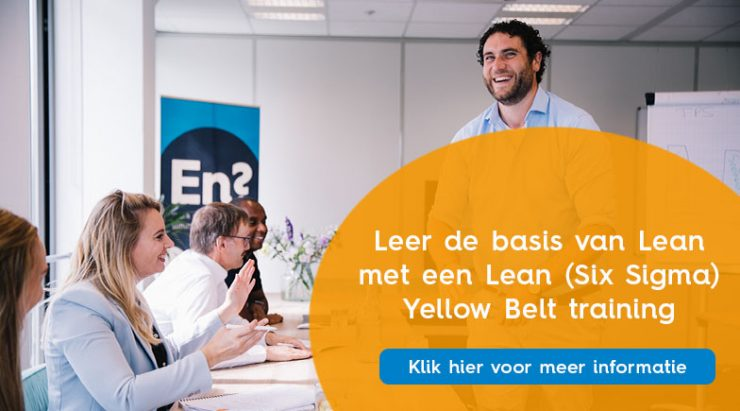 Lean Yellow Belt training